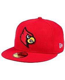 New Era Louisville Cardinals AC 59FIFTY FITTED Cap