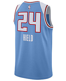 adidas Men's Buddy Hield Sacramento Kings City Swingman Jersey