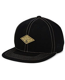 Top of the World Iowa Hawkeyes Diamonds Snapback Cap