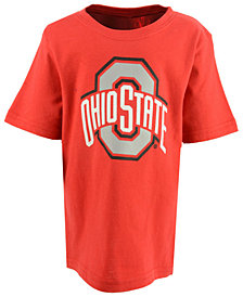 Outerstuff Ohio State Buckeyes Primary Logo T-Shirt, Toddler Boys