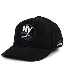 adidas New York Islanders NHL Black Tonal 873 Flex Cap