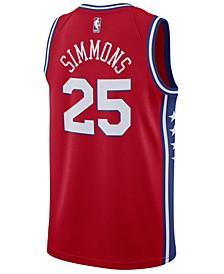 Men's Ben Simmons Philadelphia 76ers Statement Swingman Jersey