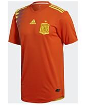 6c839bc4714 adidas Men s Spain National Team Home Stadium Jersey