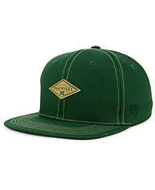 Top of the World Hawaii Warriors Diamonds Snapback Cap