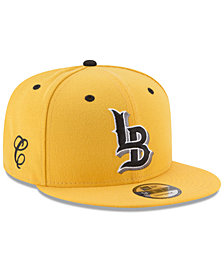 New Era Long Beach State 49ers Mister Cartoon 9FIFTY Snapback Cap