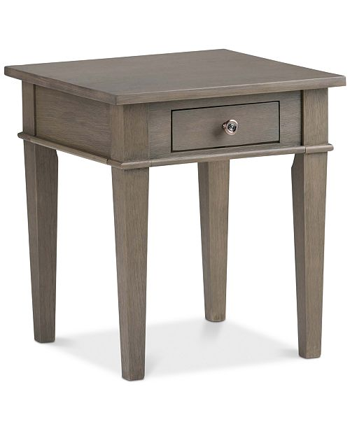Simpli Home CLOSEOUT! Thompson End Table