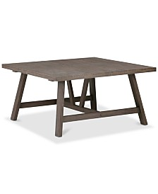 Baylie Square Coffee Table, Quick Ship