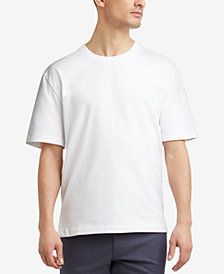 Kenneth Cole.Solid T-Shirt