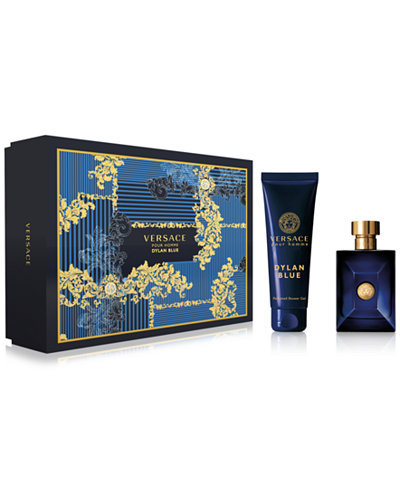 Versace Men's 2-Pc. Dylan Blue Gift Set