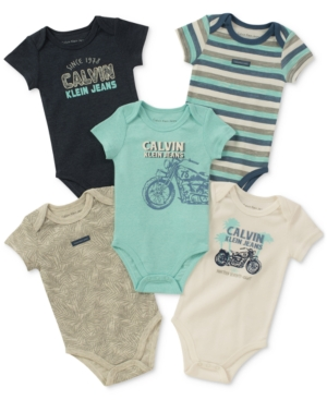 Calvin Klein 5-Pack Printed...