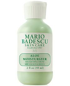 Mario Badescu Aloe Moisturizer SPF 15, 2-oz.