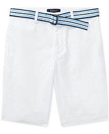 Ralph Lauren Slim-Fit Shorts, Big Boys