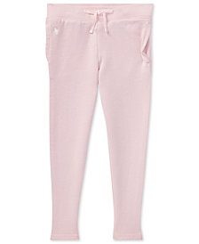 Ralph Lauren Terry Pants, Toddler Girls