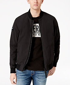 Superdry Men's Rookie Air Corps Full-Zip Bomber Jacket