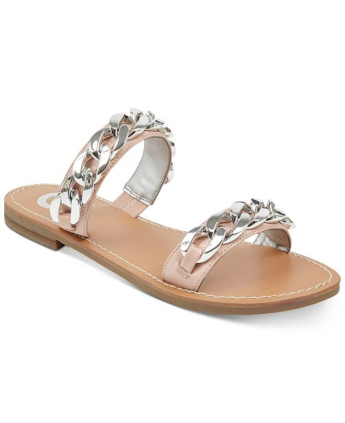 a5edd36153cd G by GUESS Tunez Flat Sandals   Reviews - Sandals   Flip Flops ...