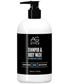 AG Hair Shampoo & Body Wash, 12-oz., from PUREBEAUTY Salon & Spa