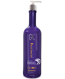 GKHair Silver Bombshell Shampoo, 24-oz., from PUREBEAUTY Salon & Spa