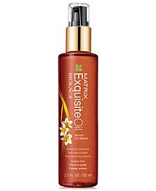 Matrix Biolage ExquisiteOil Softening Treatment, 3.1-oz., from PUREBEAUTY Salon & Spa
