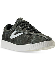 Tretorn Men's Nylite Plus Casual Sneakers from Finish Line