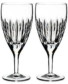 Waterford Mara Iced Beverage Glass Pair