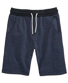 Univibe Nautical Knit Shorts, Big Boys