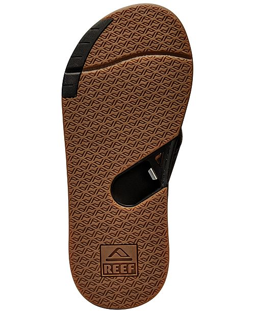 0c2c4f54ebf0 REEF Men s Fanning Low Sandals   Reviews - All Men s Shoes - Men ...