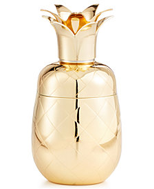 Martha Stewart Collection Pineapple Cocktail Shaker, Created for Macy's