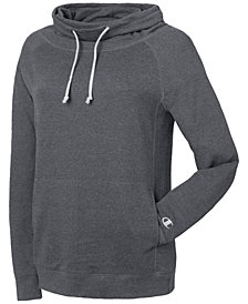 Champion Plus Size Funnel-Neck Sweatshirt
