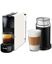 Nespresso by Breville Essenza Mini Espresso Machine with Aeroccino3