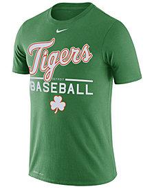 Nike Men's Detroit Tigers Clover Dry Practice T-Shirt