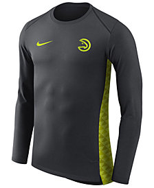 Nike Men's Atlanta Hawks City Edition Shooting Shirt