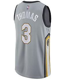 adidas Men's Isaiah Thomas Cleveland Cavaliers City Swingman Jersey