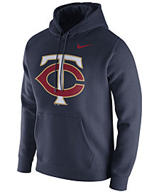 Nike Men's Minnesota Twins Franchise Hoodie