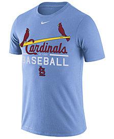 Nike Men's St. Louis Cardinals Dry Practice T-Shirt