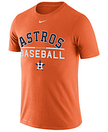 Nike Men's Houston Astros Dry Practice T-Shirt