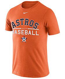 Nike Men's Houston Astros Dry Practice T-Shirt