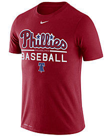 Nike Men's Philadelphia Phillies Dry Practice T-Shirt