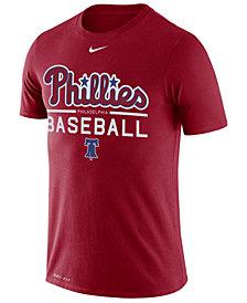 Nike Men's Philadelphia Phillies Dry Practice T-Shirt