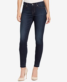 WILLIAM RAST High Rise Sculpted Skinny Jeans