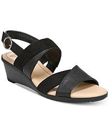 Dr. Scholl's Grace Wedge Sandals