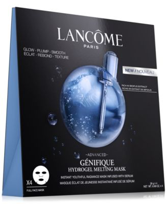 Advanced Genifique Hydrogel Melting Sheet Mask, 4 pk.