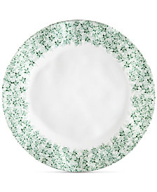 Q Squared Yuletide 4-Pc. Dinner Plate Set