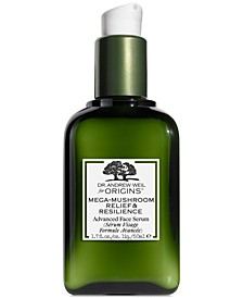 Dr. Andrew Weil For Origins Mega Mushroom Relief & Resilience Advanced Face Serum, 1.7 fl. oz.