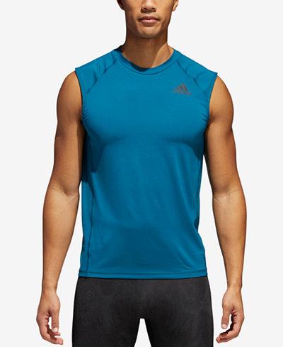 adidas Men's Alphaskin Tech Fit T-Shirt