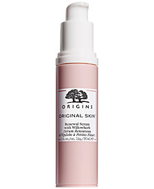Origins Original Skin Renewal Serum with Willowherb, 1 oz
