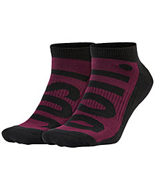 Nike Men's 2-Pk.Sportswear No-Show Socks