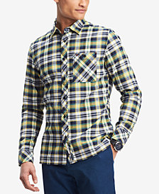 Tommy Hilfiger Denim Men's Eric Plaid Shirt