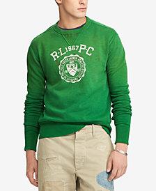 Polo Ralph Lauren Men's Graphic Fleece Sweatshirt