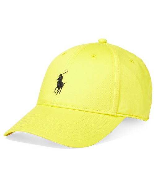 Polo Ralph Lauren Men s Twill Sports Cap  Polo Ralph Lauren Men s Twill  Sports ... f5f0f2e64035