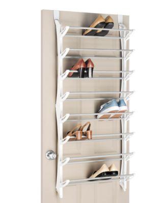 Whitmor Over The Door Shoe Rack, 24 Pair   Cleaning U0026 Organization   Home    Macyu0027s